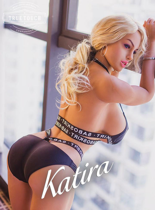 "😘 Katira - 5'2"" MILF Personal Trainer Sex Doll from Birmingham, Alabama"
