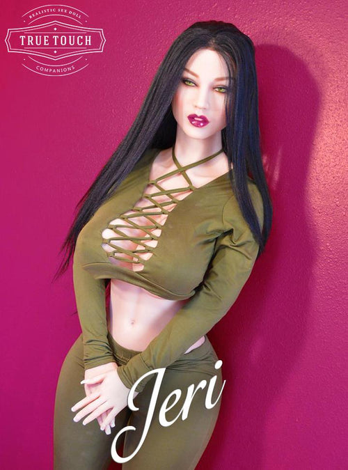 "😘 Jeri - 5'0"" Busty Exotic Dancer Sex Doll Freak from Las Vegas, Nevada"