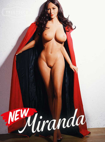 "😘 Miranda - 5'6"" Secretive Erotic MILF Sex Doll from Naperville, Illinois"