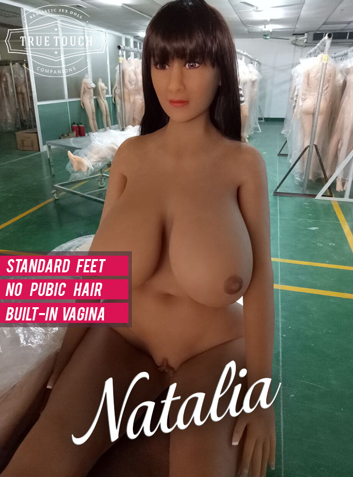 "*SHIPS NEXT DAY* 😘 Natalia - 5'6"" Chubby Nurse BBW Sex Doll from New York, NY"