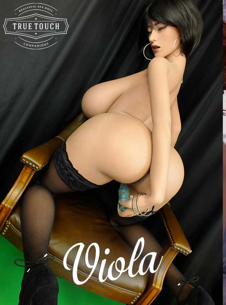 "😘 Viola - 5'3"" Chubby BBW Sex Doll Bank Manager from Tulsa, Oklahoma"