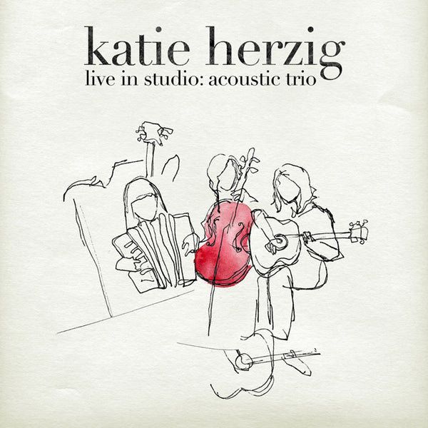 Live in Studio: Acoustic Trio (CD)