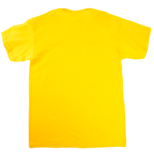 Load image into Gallery viewer, Motherlan Felix Tee  | Yellow/Blue