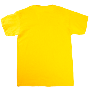 Motherlan Felix Tee  | Yellow/Blue