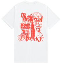 Load image into Gallery viewer, MOTHERLAN X AWAKE NYC  | STAMP TEE
