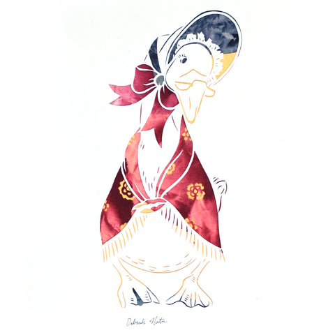 Nursery Rhyme Originals: Mother Goose