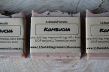 Load image into Gallery viewer, KOMBUCHA SOAP *** VEGAN FRIENDLY***