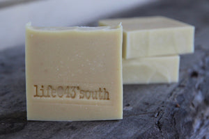 JUST MILK SHAMPOO AND BODY BAR ( UNSCENTED)*** REIKI CHARGED