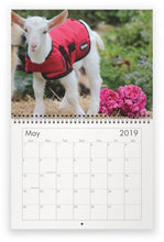 Load image into Gallery viewer, WALL CALENDAR
