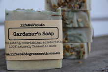 Load image into Gallery viewer, GARDENER'S GOAT'S MILK SOAP