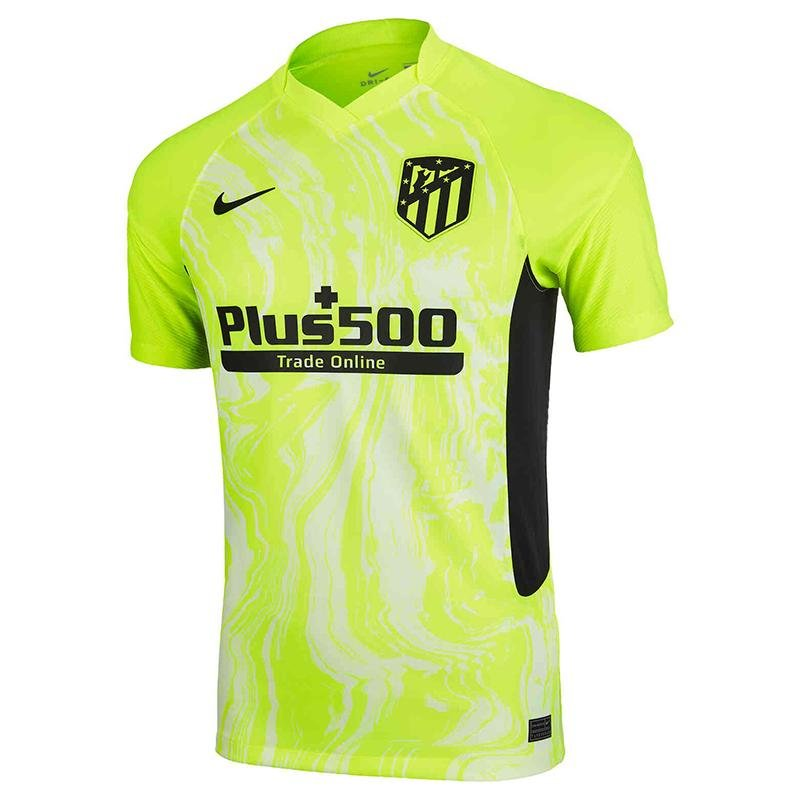 Camiseta Atlético Madrid Alternativa 2020/21 - Thunder Internacional