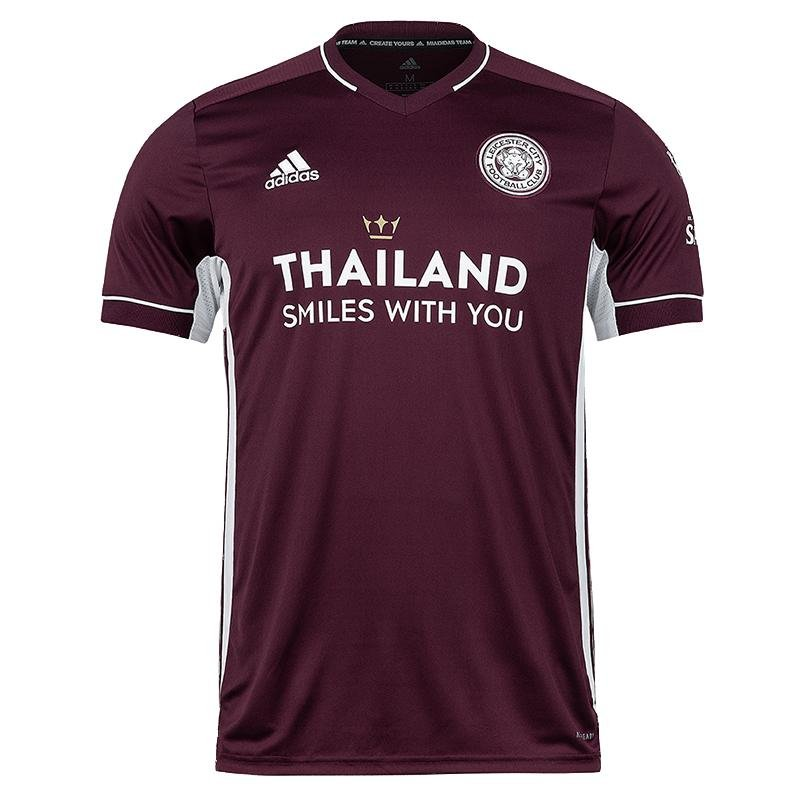 Camiseta Leicester Alternativa 2020/21 - Thunder Internacional