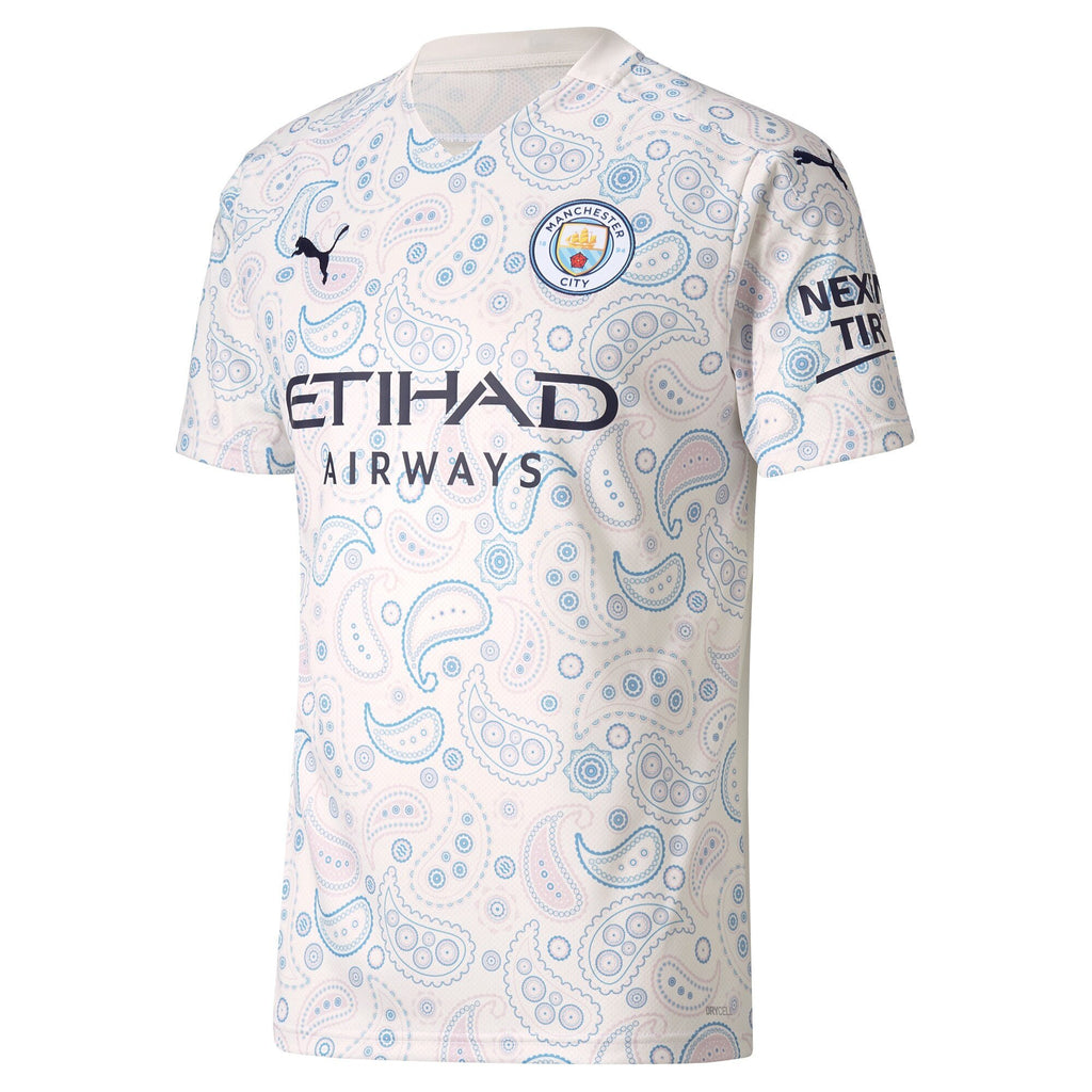 Camiseta Manchester City Alternativa 2020/21 - Thunder Internacional