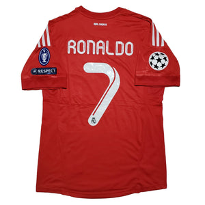 Real Madrid Alternativa 2011/12 - Ronaldo - Thunder Internacional