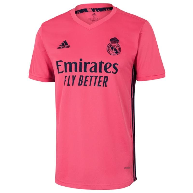 Camiseta Real Madrid Suplente 2020/21 - Thunder Internacional