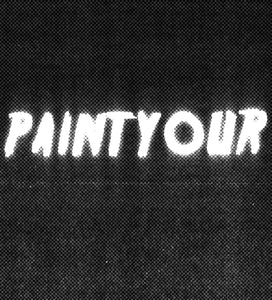 PAINT YOUR HEART BLACK vol.2