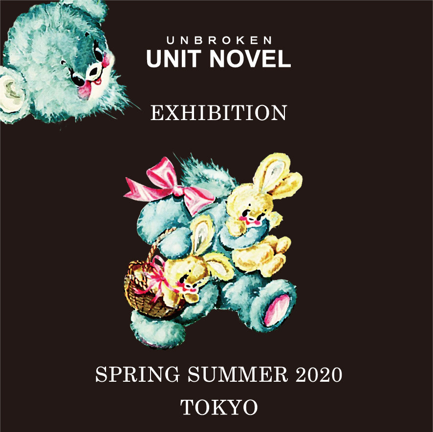 EXHIBITION TOKYO  SS2020