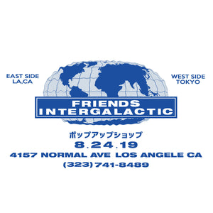 FRIENDS INTERGALACTIOC IN LA