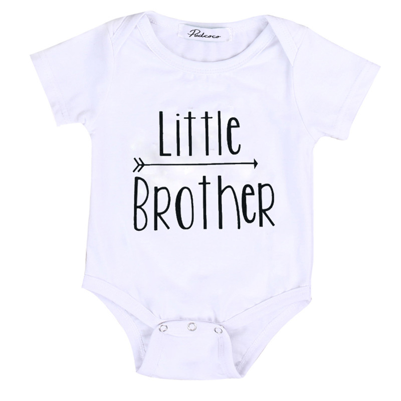22c825a2 Big Brother & Little Brother Baby Toddler Shirt – John and Toad