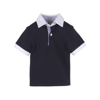 Paio Crippa Boys Polo Shirt - Eat Play Love