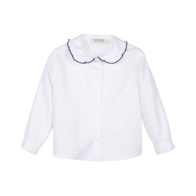 Paio Crippa Jersey Stretch Blouse - Eat Play Love