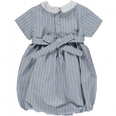 Smocked Romper Raya - Eat Play Love