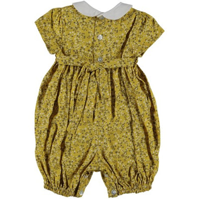 Smock Romper Fannie - Eat Play Love