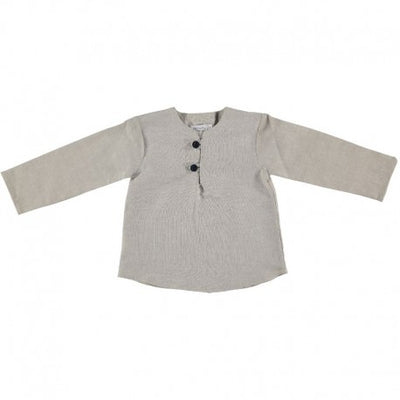 Linen Boys Shirt - Eat Play Love