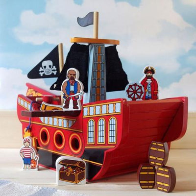 Pirate Ship - Eat Play Love