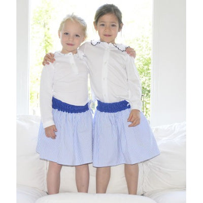 Paio Crippa Skirt Blue - Eat Play Love