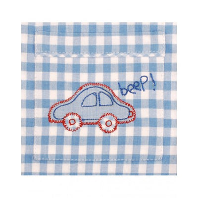 Turquaz Boys Pyjamas Car - Eat Play Love
