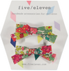 Hair Bows five/eleven Liberty Margeret - Eat Play Love