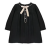 Bonnet a Pompon Dress Black - Eat Play Love
