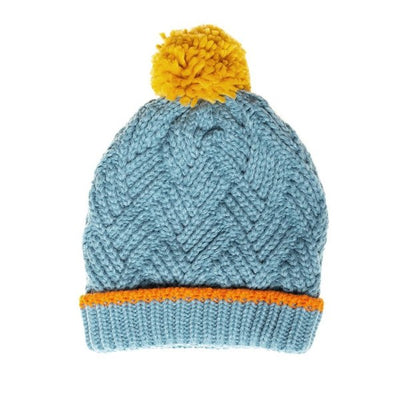 Rockahula Cable Knit Bobble Hat 3-6 Years - Eat Play Love