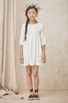 Bonnet a Pompon Lace Dress - Eat Play Love