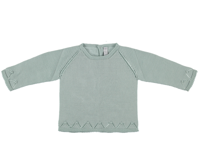 Paloma Baby Jumper Mint - Eat Play Love