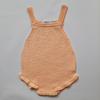 Paloma de la O Mandarine  Knitted Romper Girl from 1m to 2y - Eat Play Love