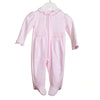 Babygrow Butterfly Smock Pink - Eat Play Love
