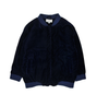 Bonnet a Pompon Navy Bomber Jacket - Eat Play Love