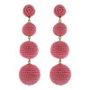 BonBon Earrings Pink - Eat Play Love