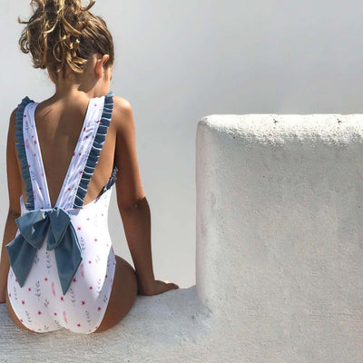Swim Shorts Feathers - Eat Play Love