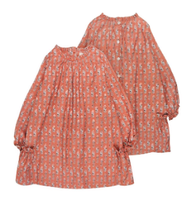 Bonnet a Pompon Dress Ginger - Eat Play Love