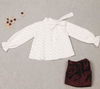 Paloma de La O Red Velvet Girl Short 2-10 years - Eat Play Love
