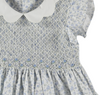 Smock Dress Licht Blue - Eat Play Love