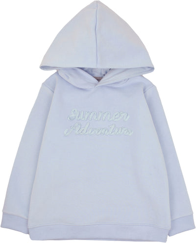 Bonnet a Pompon Hooded Sweater - Eat Play Love