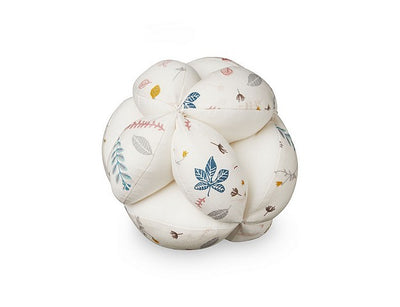 CamCam Copenhagen Baby Activity Ball Pressed Leaves - Eat Play Love