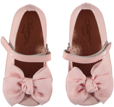 Baby Ballerina with Large Bow - Eat Play Love