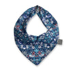 HOMEYNESS Liberty Bib Birds Blue - Eat Play Love