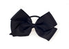 Glammrags Black Big Bow Hair Tie - Eat Play Love