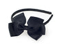 Black Big Bow Hairband - Eat Play Love